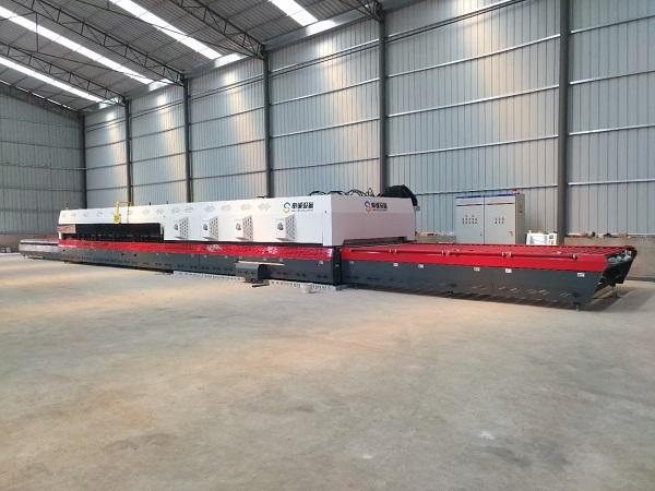SC-GP通过式强制对流单室节能钢化炉
