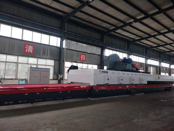SC-GP通过式强制对流双室节能钢化炉